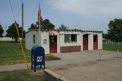 Post Office in Aurora