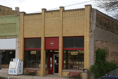 Hodge Podge store - Glasco, southwest Cloud County, Kansas