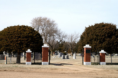 Lorraine Baptist Cemetery