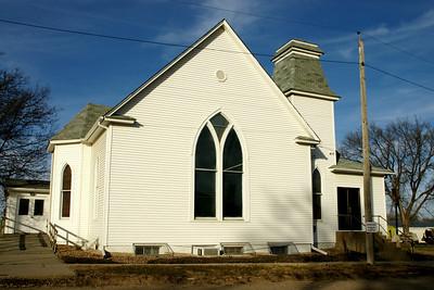 Methodist Church in Esbon