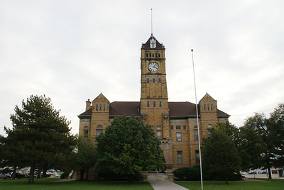 Mitchell County Courthouse in Beloit