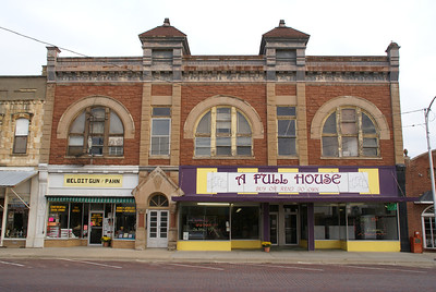 Elegant building in downtown Beloit