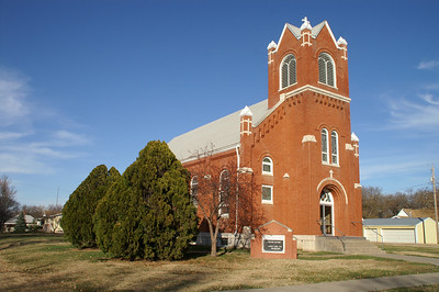 Catholic Church in Delphos