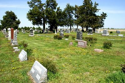 Ada Lutheran Cemetery near Kackley, Republic County Kansas