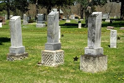 Courtland Cemetery, Republic County, Kansas