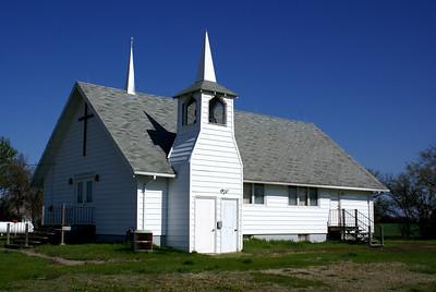 Methodist Church in Talmo, Republic County