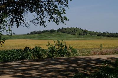 Bluff near Bavaria