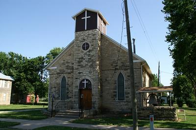 Limestone Lutheran Church in New Cambria