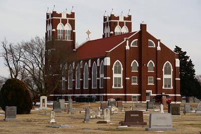 Church at Salemsborg