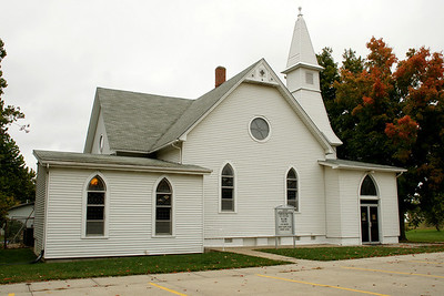 Methodist church in Lancaster
