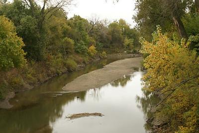 Delaware River at Muscotah