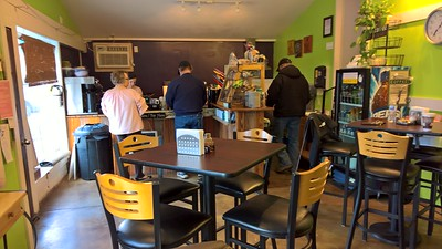 Daily Perk coffee shop cafe in Hiawatha