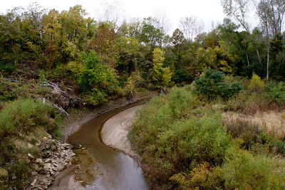 Brush Creek - southeast Doniphan County