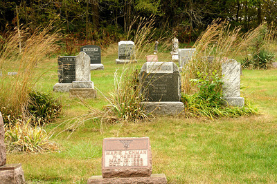 Zion Evangelical Cemetery - rural eastern Doniphan County