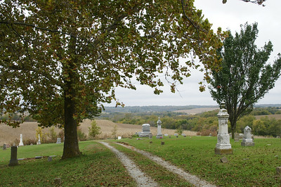 Doniphan Cemetery - southeast Doniphan County