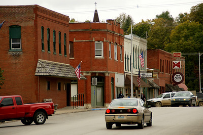 Downtown Wathena