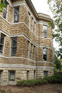 Case Hall at Baker University in Baldwin City