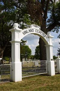 Vinland Cemetery - central Douglas County