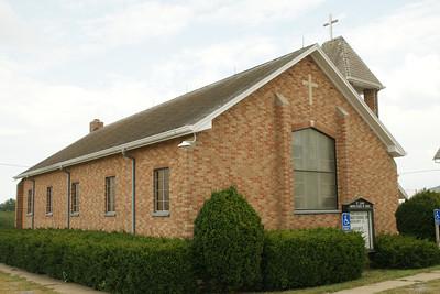 St John United Church of Christ - southwest Douglas County