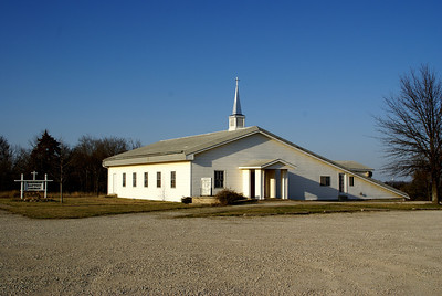 Ruhamah Baptist Church near Rantoul