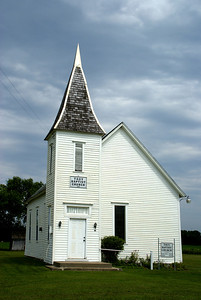 Tauy Baptist Church northeast of Ottawa