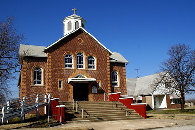 St Therese Catholic Church in Richmond