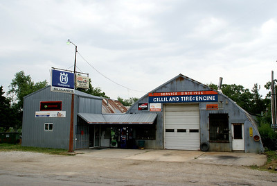Auto repair shop in Centropolis