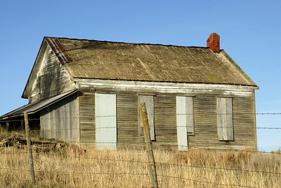 Abandoned school along 110 Rd - Southern Jackson County