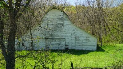Barn along Buck Creek Road