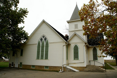 Coal Creek church - northwest Jefferson County
