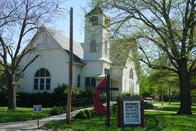 Methodist Church in Grantville