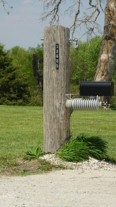 Linesman's mailbox