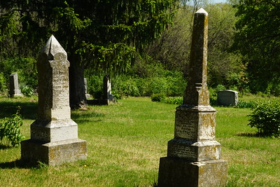Grantville Cemetery - southwest Jefferson County