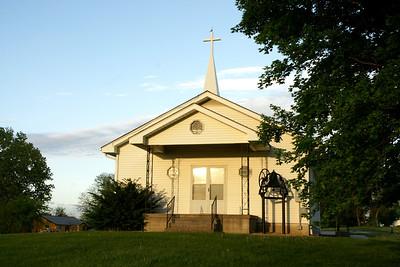 Methodist Church in Fairmount