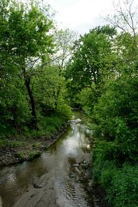 Hog Creek west of Basehor