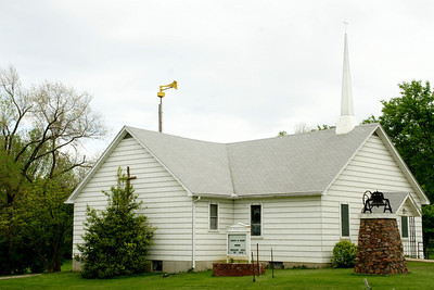 Methodist Church in Jarbalo