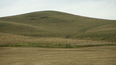 Indian Mound - southwest Marshall County