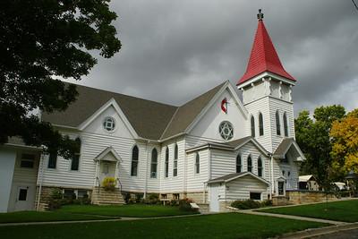 Methodist Church in Frankfort