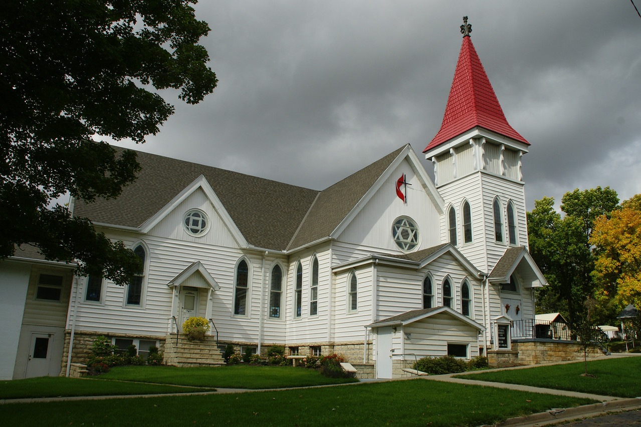 Methodist Church in Frankfort
