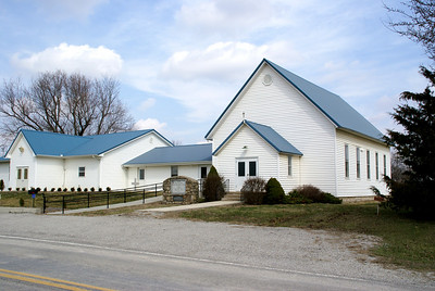 Methodist Church in New Lancaster