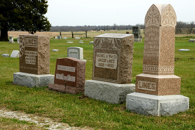 Tombstones at Jingo Cemetery