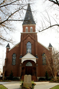 Catholic church at Wea