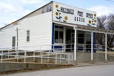 Post Office in Hillsdale