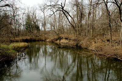 Middle Creek - southeast Miami County