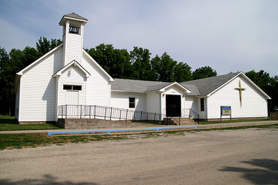 Baptist church at Parkerville