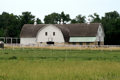 Large barn - southeast Morris County
