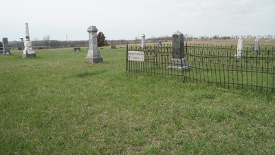 Scotch Valley Cemetery - northwest Nemaha County