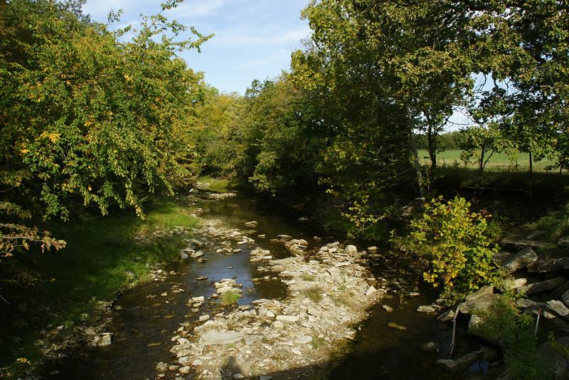 Wilson Creek west of Westmoreland