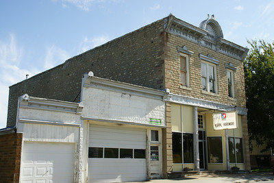 Historic Kufahl Hardware store in Wheaton