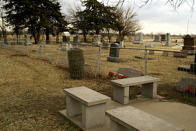 Prairie View Cemetery - southwest Wabaunsee County